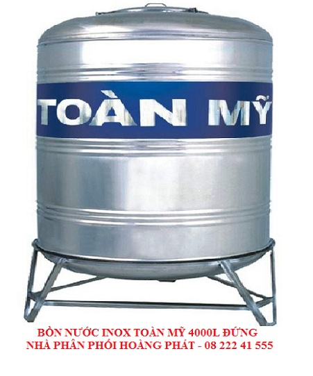 BON NUOC INOX TOAN MY DUNG 4000L